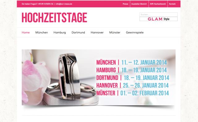 Copyright 2013 AVR Messe- und Veranstaltung GmbH
